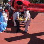 SMURD доставил пациента с тяжёлыми ожогами из Единец в Кишинёв (ФОТО)