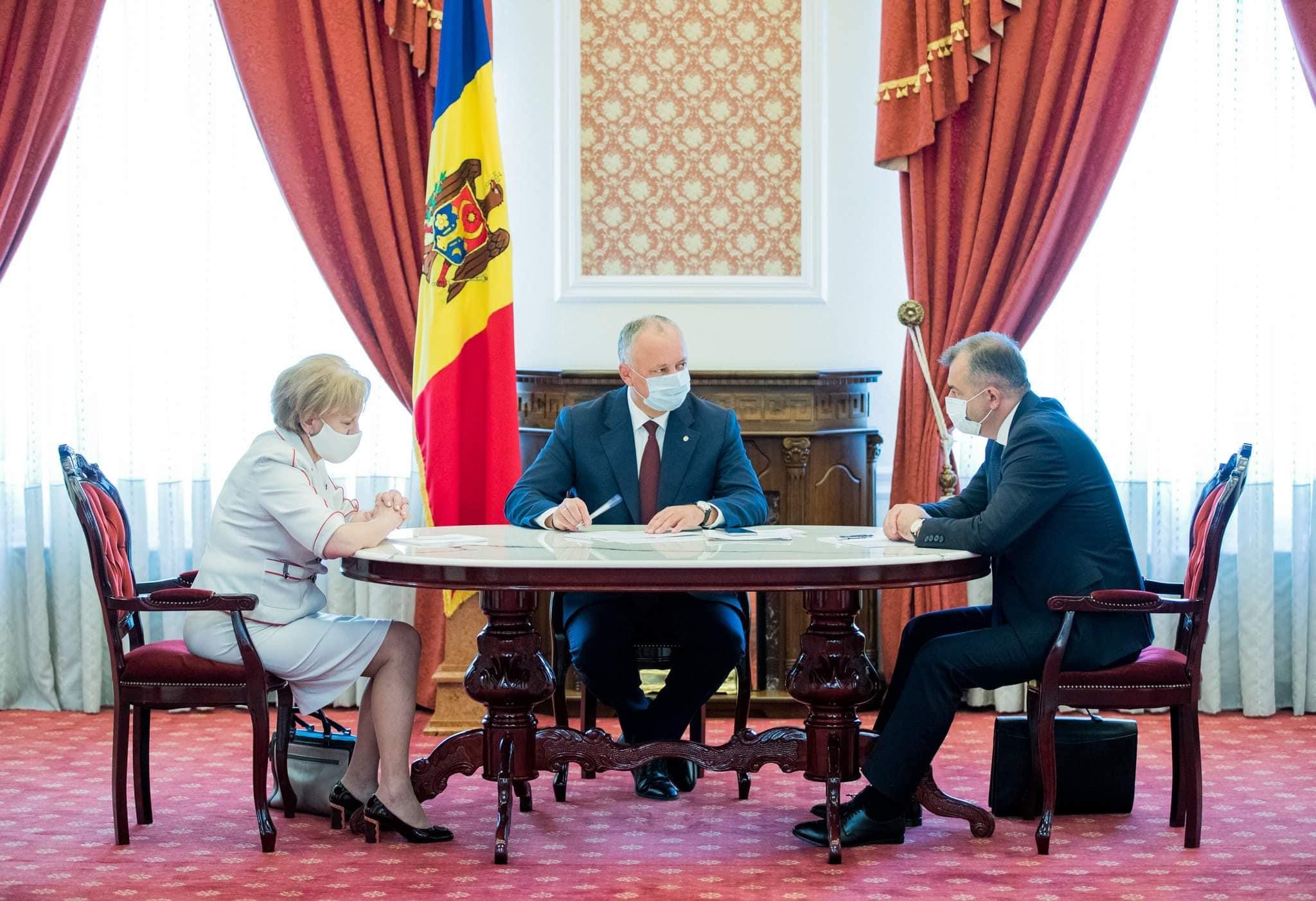 Заседание руководства страны: ключевые темы (ФОТО, ВИДЕО)