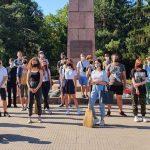 Чистый город: ещё в одном столичном парке прошёл субботник (ФОТО)