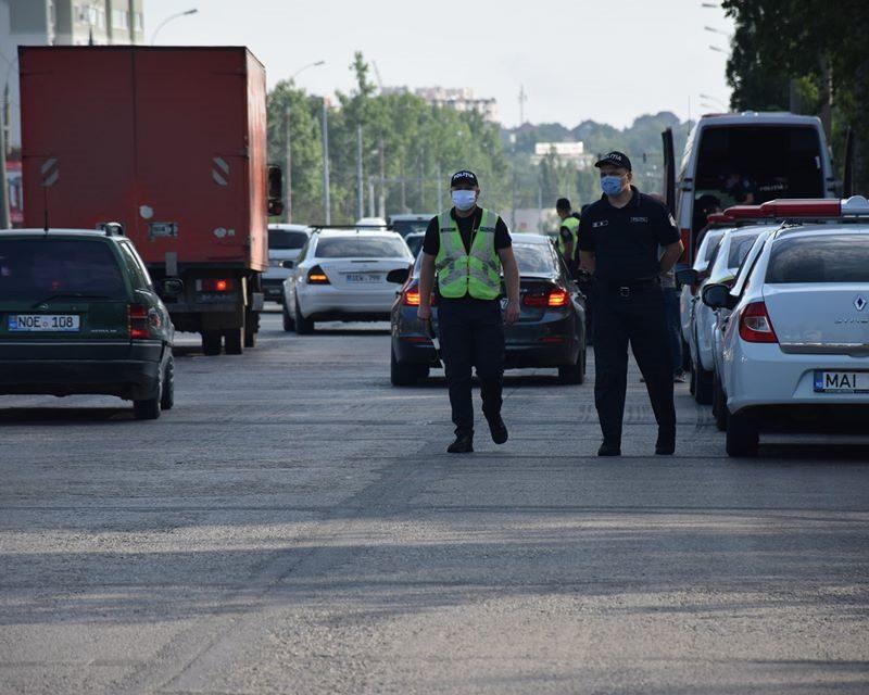 Более 500 лихачей и 59 пьяных водителей поймали патрульные за выходные