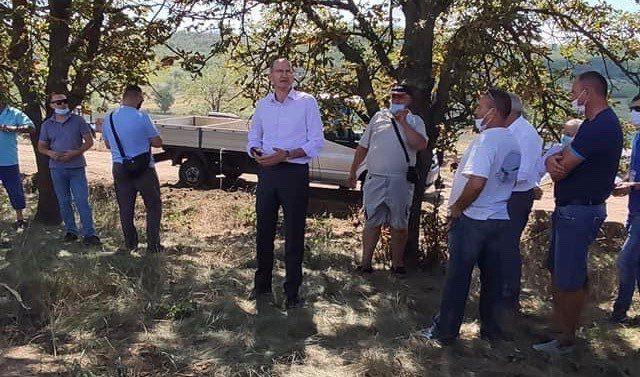 Министр сельского хозяйства встретился с аграриями Хынчешт
