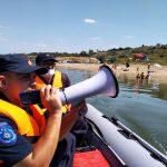 Спасатели напоминают гражданам о правилах безопасного поведения на воде (ФОТО)