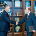 Игорь Додон провел встречу с послом России: ключевые темы беседы (ФОТО, ВИДЕО)