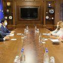 Спикер провела встречу с послом Японии в Молдове