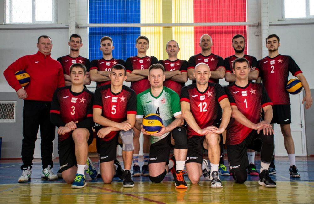 «Олимп-Молдова» выиграла Национальный чемпионат по волейболу. Президент поздравил команду
