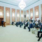 Группе граждан присвоены высокие государственные награды (ФОТО, ВИДЕО)