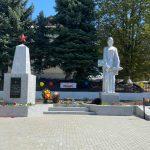 В Леовском районе восстановлен памятник героям ВОВ (ФОТО)