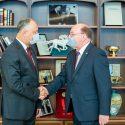 Глава государства провел рабочую встречу с послом России (ФОТО, ВИДЕО)