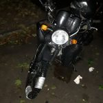 ДТП в Окнице: подросток без прав на мотоцикле врезался в автомобиль (ФОТО)
