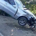 ДТП в Вулканештах: лихач снёс дерево и забор частного дома (ФОТО)