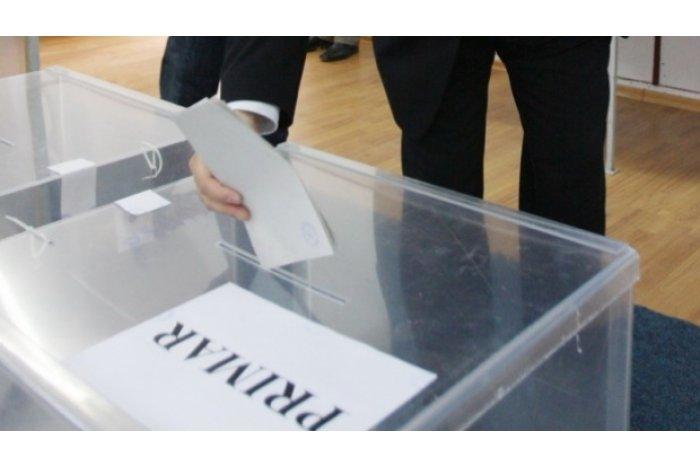 В трёх населённых пунктах Молдовы местные выборы пройдут в один день с президентскими