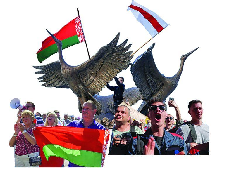 Куда уходит Беларусь?