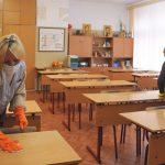 В Кишинёве отмечается снижение числа случаев заражения COVID-19 в учебных заведениях