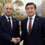 Глава государства поздравил Президента Кыргызской Республики с Днем независимости
