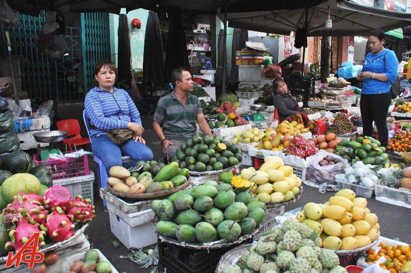 Вьетнам глазами Взорова. Шесть базаров Нячанга