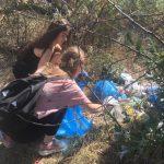 Молодогвардейцы провели масштабный субботник на Рышкановке (ФОТО)