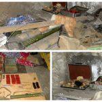Тираспольчанин нашел в подсобном помещении целый арсенал боеприпасов