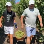 Додон: Передам своим сыновьям традицию виноделия, как ранее мне ее передал мой отец (ВИДЕО)
