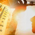 """Жёлтый"" код из-за жары: ожидается до +33°C"