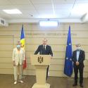 Депутаты ПСРМ подвели итоги первого раунда дискуссий с представителями ДПМ, ПДС и ППДП (ВИДЕО)