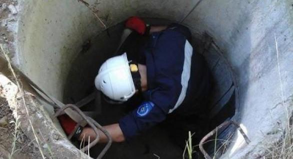 Пенсионер упал в колодец в Рышканах. Мужчине пришли на помощь спасатели