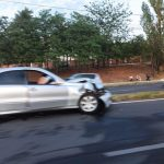 Не поделили дорогу: в ДТП на Ботанике пострадал пассажир (ФОТО)