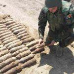 Более 120 снарядов обнаружили и обезвредили сапёры в июле