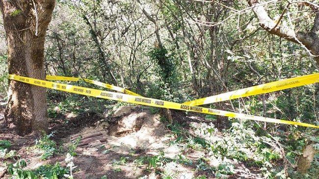 Целый склад боеприпасов времён ВОВ был обнаружен в парке в Вадул-луй-Водэ (ФОТО)
