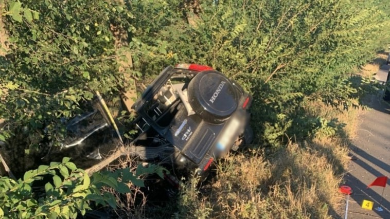 В аварии у села Бульбоака погиб полицейский