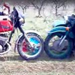 Два мотоциклиста столкнулись в Вулканештах: один госпитализирован, второй - сбежал с места ДТП