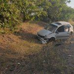 ДТП в Сынжерей: 32-летний лихач попал в больницу