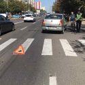 ДТП на Буюканах: таксист сбил девушку на пешеходном переходе