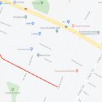 Внимание: ещё одна улица в столице перекрыта на месяц