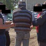 Группу рабочих-нелегалов из Украины задержали на юге страны