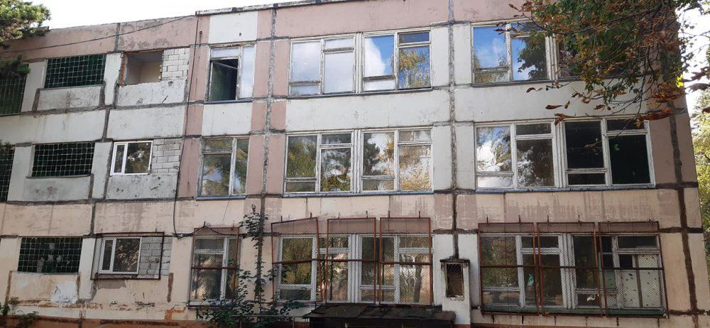 Школа №6 на Ботанике будет отремонтирована и вновь откроет двери для школьников (ФОТО)