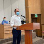 """Чебан: Аксентьев """"назначил"""" себе зарплату более 60 тысяч леев в месяц, а теперь ушёл на больничный (ФОТО, ВИДЕО)"""