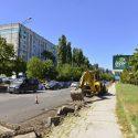 Чебан: За качеством ремонта улицы Албишоара будем внимательно следить (ФОТО, ВИДЕО)