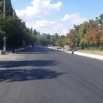Первый этап работ на улице Албишоара скоро будет завершён (ФОТО)