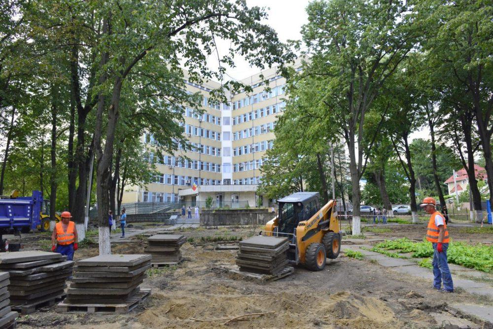 Ещё один сквер в столице будет благоустроен (ФОТО)
