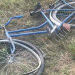 Пьяный велосипедист попал под колёса машины в Слободзее