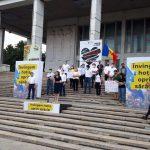 Цырдя о митинге Санду: Спешим поздравить с провалом