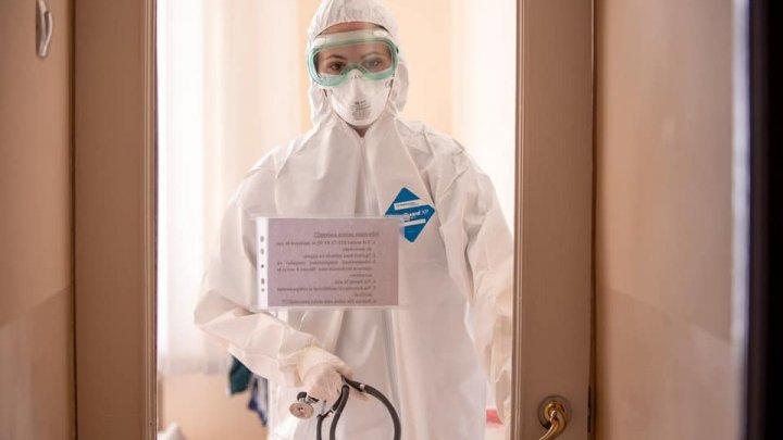 Сбежавшего из чимишлийской больницы пациента с COVID-19 нашли