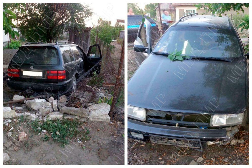 Горе-угонщик: пьяный сельчанин сел за руль чужого авто, но далеко не уехал