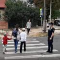 Полиция проводит кампанию по предотвращению ДТП с участием детей (ВИДЕО)