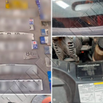 """""""Рисовал"""" номера кузовов и регистрационные знаки: задержан житель Бричан"""