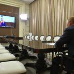 Додон попросил Путина рассмотреть возможность возобновления авиационного и железнодорожного сообщения между Молдовой и Россией