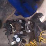 На те же грабли: вор-рецидивист попался на краже металлолома
