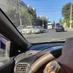 """В тройном ДТП на Старой Почте """"зацепили"""" припаркованное авто"""