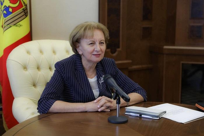Гречаный провела встречу с представителями МВФ