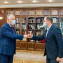 Встреча Додон – Чебан. Глава государства высоко оценил деятельность мэра Кишинева (ФОТО, ВИДЕО)
